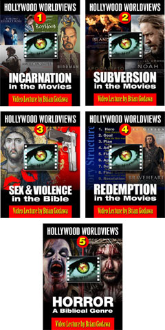 Hollywood Worldviews: Complete Set of 5 Videos