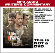 To End All Wars Audio Commentary