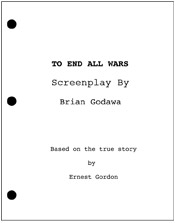 To End All Wars Screenplay